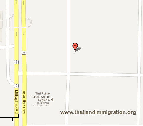 Thai Immigration - Khon Kaen