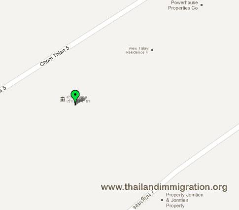 Thai Immigration - Pattaya